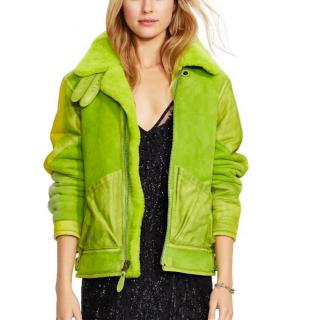 POLO Ralph Lauren shearling jacket