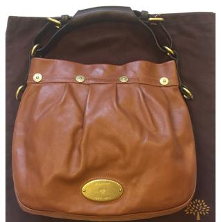 Mulberry Mitzy Leather Hobo Bag