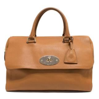 Mulberry Tan Del Ray Bag