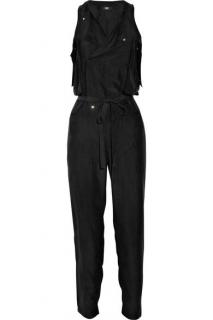 Marcus Lupfer Washed Silk Jumpsuit