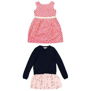 Bonpoint Girl's Dress Set