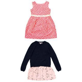 Bonpoint Girl's Dress Set