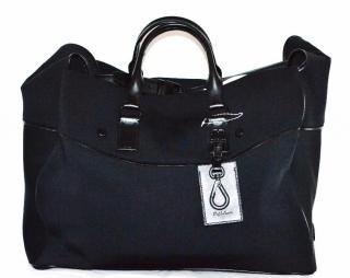 Ralph Lauren Collection black travel bag