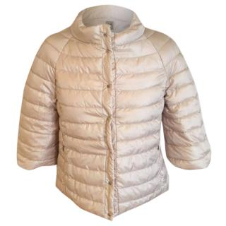 Weekend Max Mara reversible quilted jacket