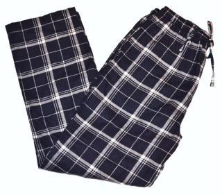 Ralph Lauren cotton plaid pyjama trousers