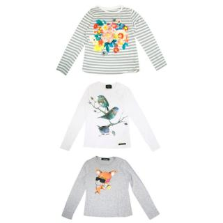 Stella McCartney Kids, Dsquared2 iGirl's Long Sleeved Top Set