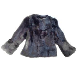 Freda Fox Fur Jacket