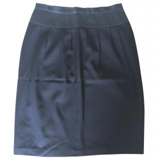 Black pencil skirt by Dries Van Noten