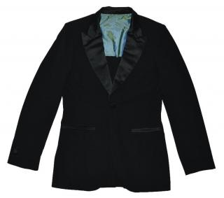JEAN PAUL GAULTIER  Wool Black jacket