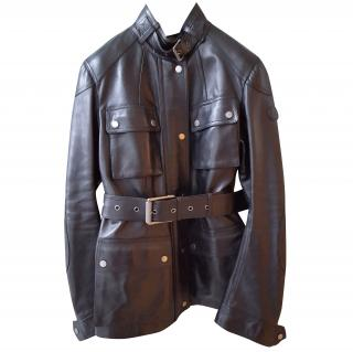 Bel staff Leather One Off Jacket