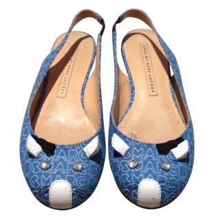 Marc by Marc Jacobs Sling back Ballerinas
