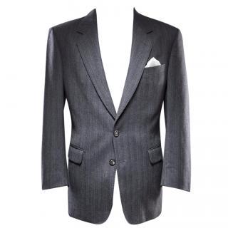 Burberrys' Men's Grey Blazer