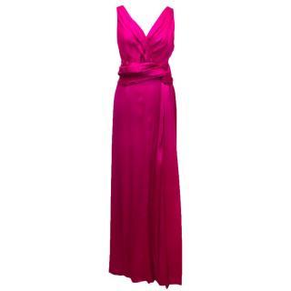 Christian Dior Fuschia Pink Ballgown