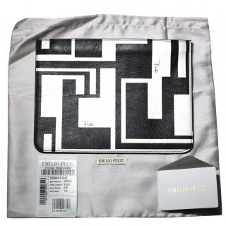 BNWT Pucci leather/suede cosmetic purse (clutch)