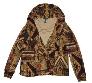 Ralph Lauren Jeans Sweater with Aztec print