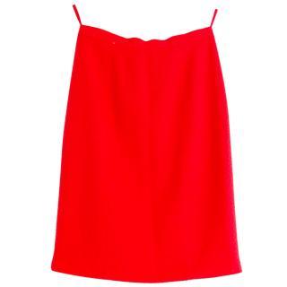 Chanel Pencil Woolen Skirt