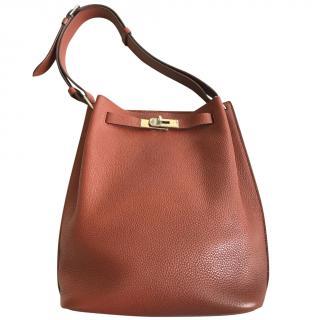 Hermes Prune So Kelly Bag
