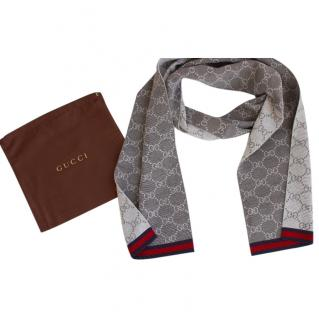 Gucci Reversible Scarf