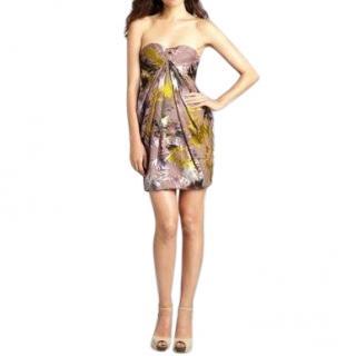 Matthew Williamson Silk Print Dress