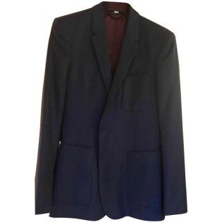 Burberry Navy Blue Men's Blazer/Jacket