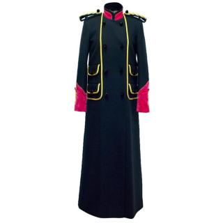 Luella Limited Edition Navy Military Coat