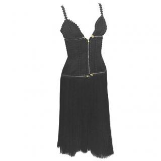 Alexander McQueen Catwalk Zip Dress