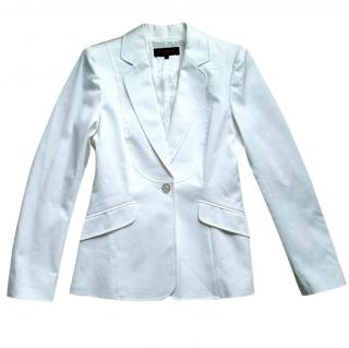 Escada White Jacket