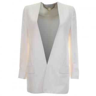 Stella McCartney Silk Tailored Blazer