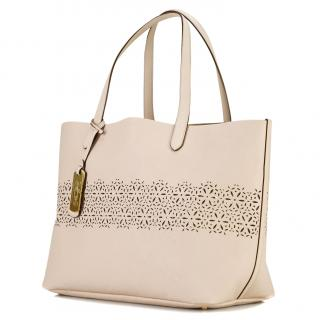 Ralph Lauren Ivory Tote Bag