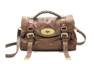 Mulberry Alexa Leather Bag
