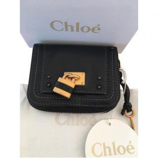 Chloe paddington black wallet brand new box & tags