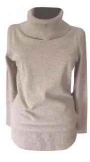 MaxMara roll neck jumper 100% virgin wool - Size S