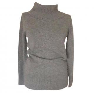 MaxMara roll neck jumper 100% virgin wool