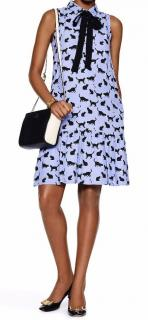 Kate Spade Cat and Cream dress