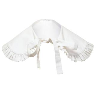 Commes des Garcons White Collar