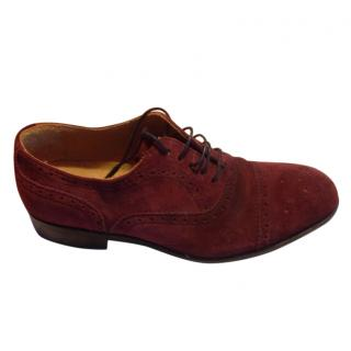 Duckers at Oxford Suede Brogues