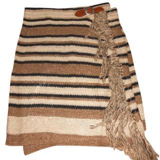 Ralph Lauren pattern skirt