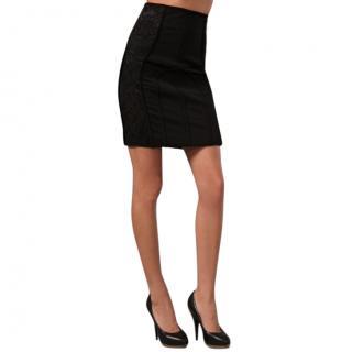 Temperley Black Odette Skirt