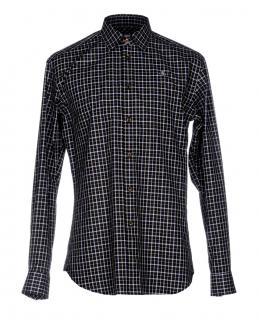 Vivienne Westwood men's  check cotton shirt