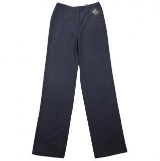 Gianfranco Ferre Grey/black trousers