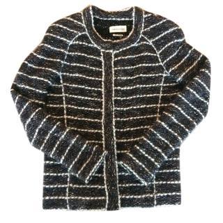 Isabel Marant Etoile Wool Boucle Jacket