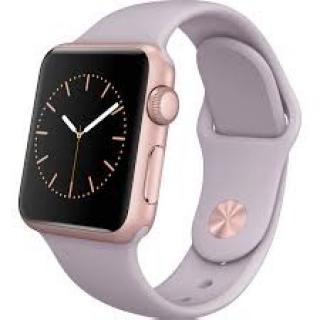 Apple Watch Sport in Rose Gold