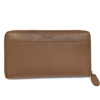 The Newberry Italian leather zip around purse by Osprey