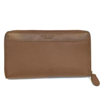 The Newberry Italian leather zip around purse by Osprey
