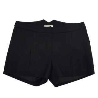 Lanvin Black Shorts