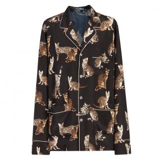 Dolce & Gabbana Pajama Shirt AW16