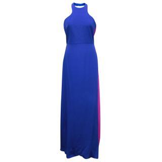 Roksanda Colour Block Cut Out Dress