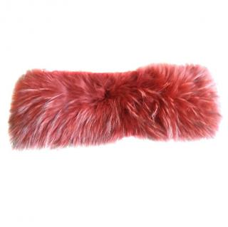 MAX MARA Fur Collar