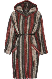 Isabel Marant Ibo Boiled Wool Coat