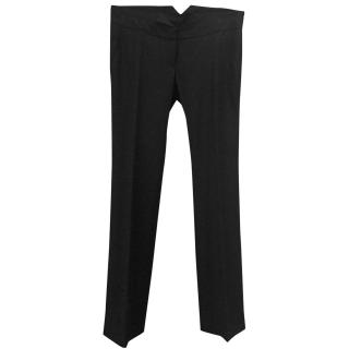 Patrizia Pepe Black Trousers